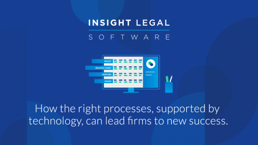How the right processes, supported by technology can lead firms to new success