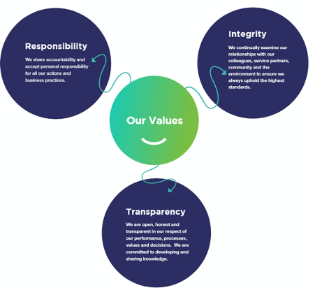 e-medicals limited: our values